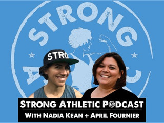 Introducing our New Co-host April Fournier (Ep. 8 Transcript and Show Notes)