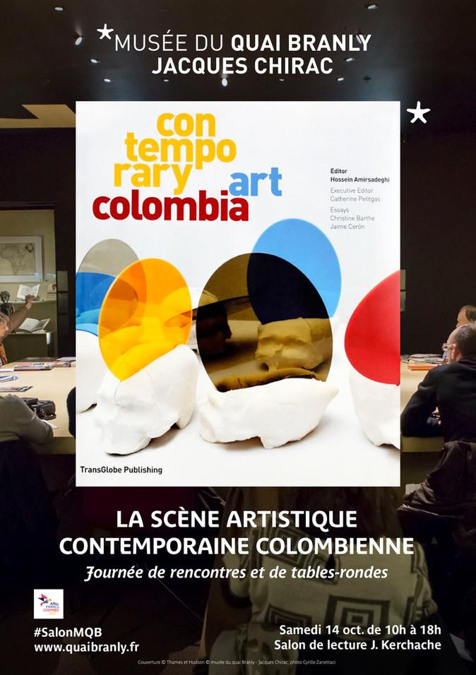 la scène artistique colombienne