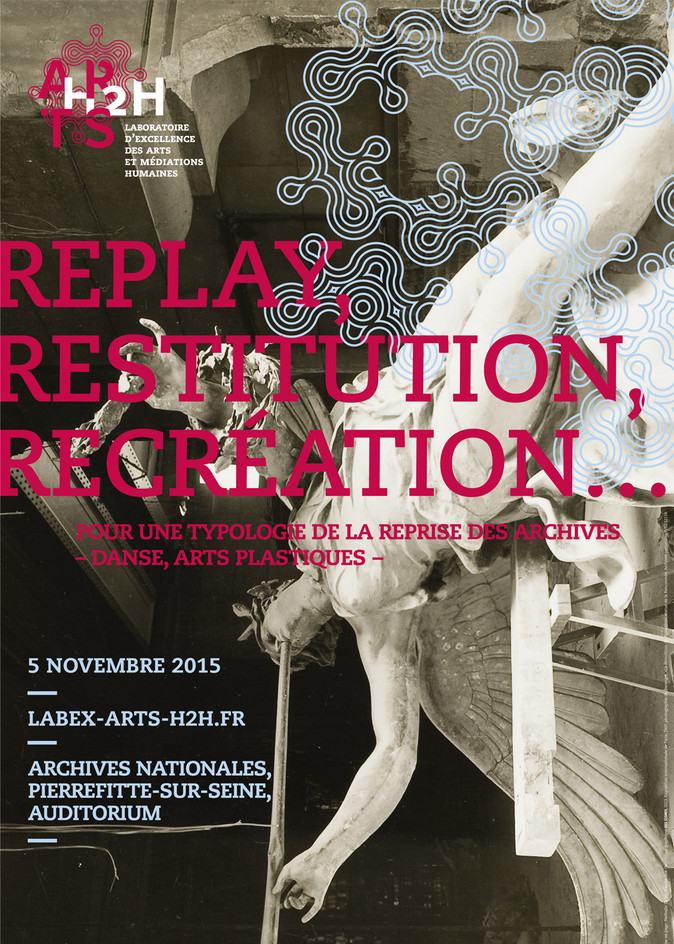 replay, restitution, recréation