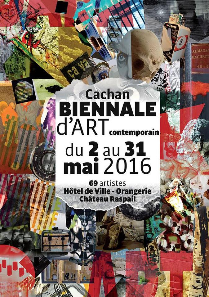 biennale d'art contemporain de Cachan