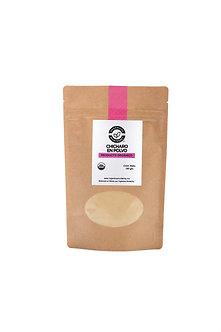 Chicharo orgánico en polvo 100g  80% proteína