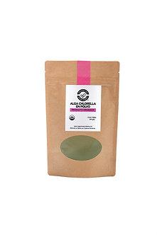 Bolsa de alga chlorella orgánica en polvo