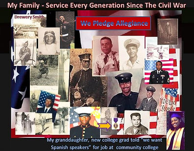 My family in military.jpg