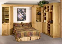 Home Office Murphy Bed Design Ideas