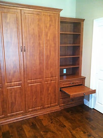 Design options Murphy Beds of Ohio- 513-581-5400