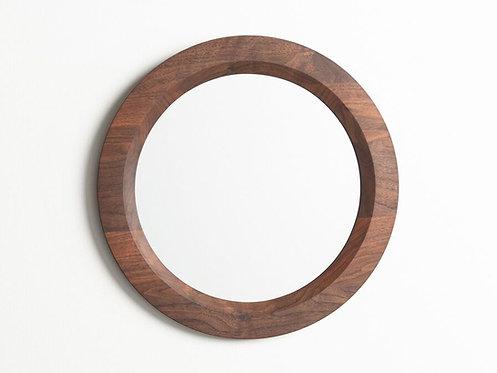 """Round Mirror - 17"""" Multiple Species"""