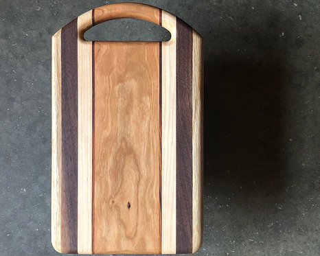 Serving Board - Cherry + Mixed Hardwoods