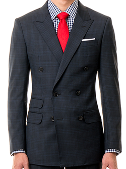 Navy-Light-Blue-Windowpane-DB-Suit-Front-cropped