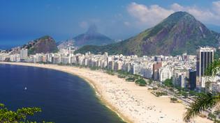 Rio de Janeiro completa 456 anos