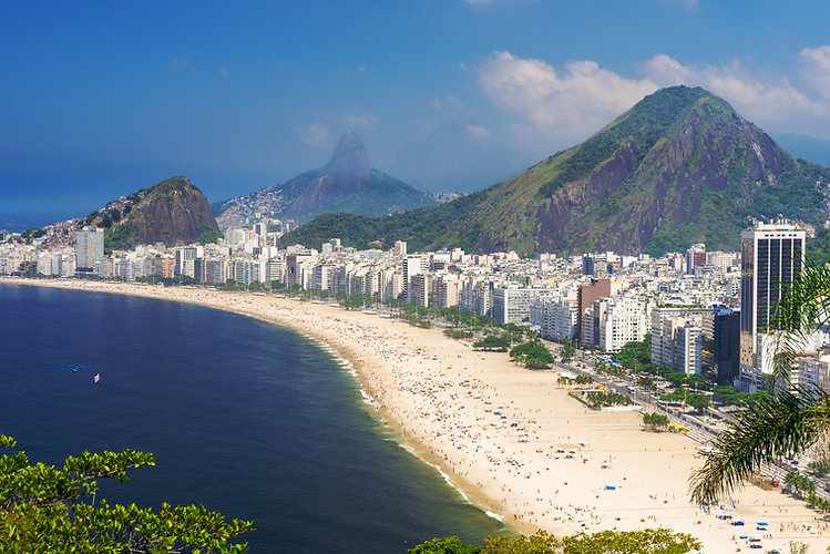 Rio de Janero'yu