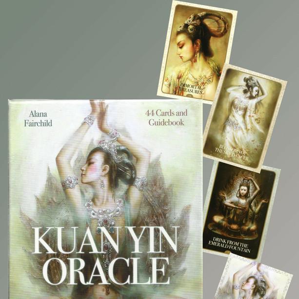 Kuan Yin Oracle Deck