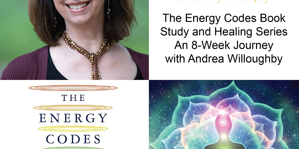 The Energy Codes Book Study and Healing Series