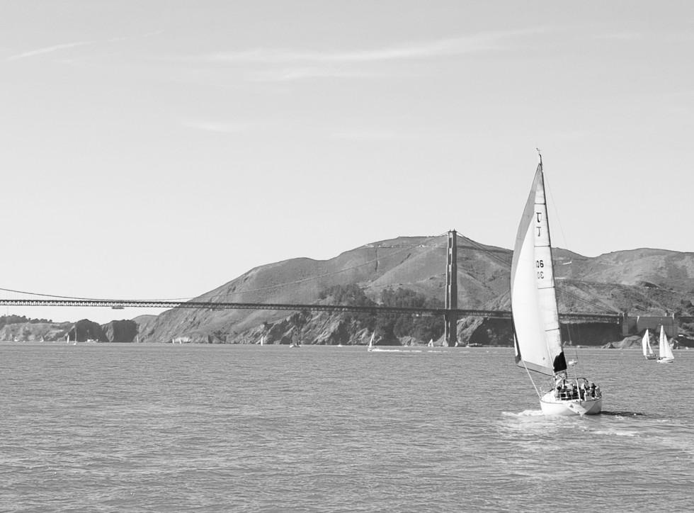Golden Gate Sail