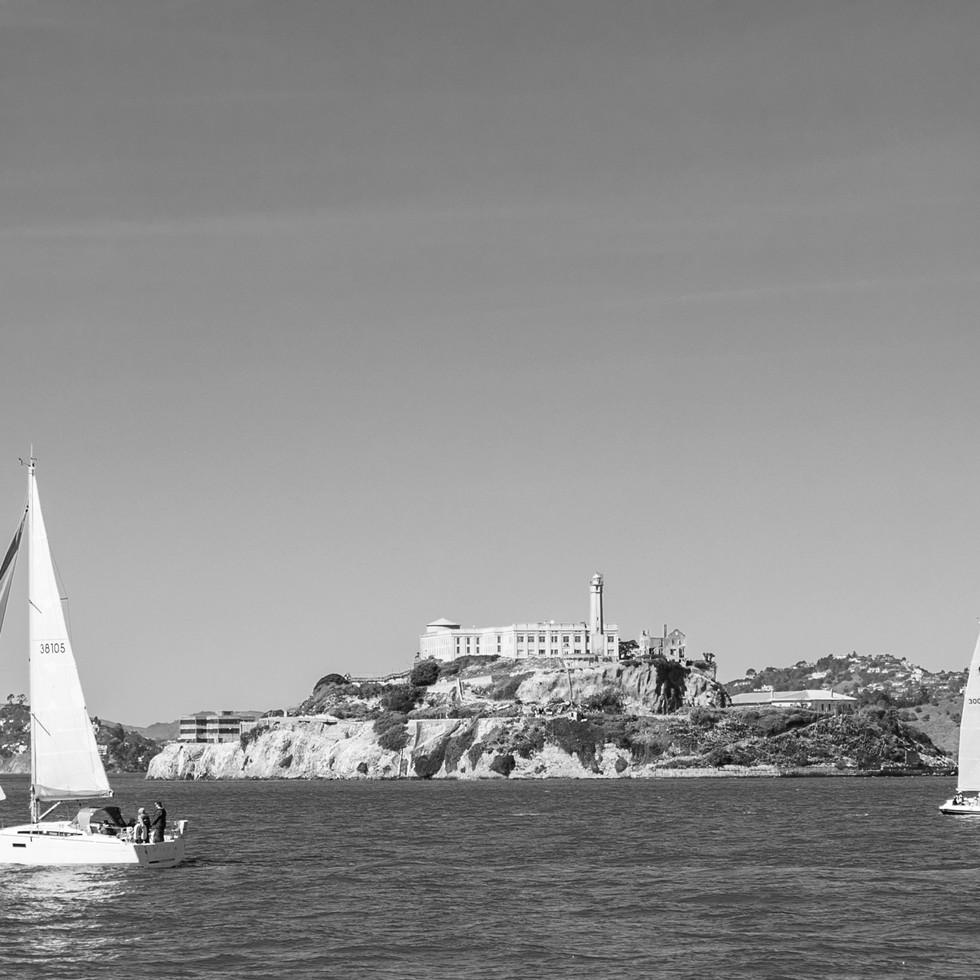 Alcatraz Sail