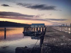 old fuel dock