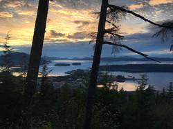 craig sunset from sunnahae