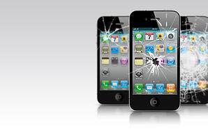 iPhone(アイフォン)画面割れ