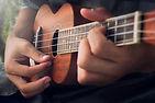 Ukulele, elektrische Gitarre, E-Gitarre, Unterricht, Musikunterricht, Gitarrunterricht
