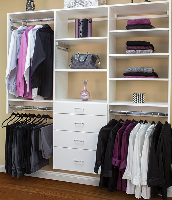 suspended-reach-in-closet-double-hang-drawers_full-view