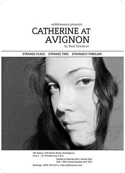 Catherine at Avignon