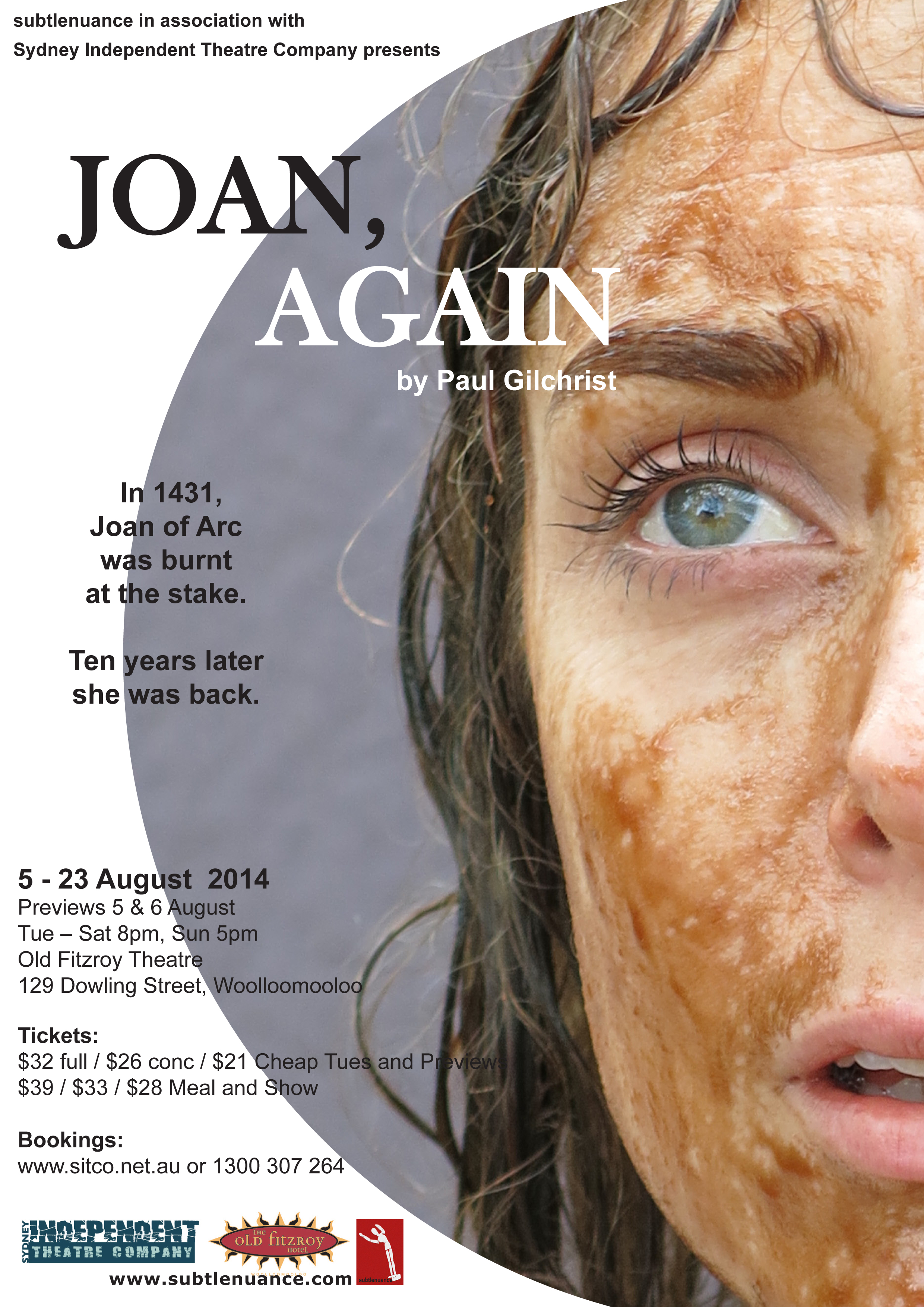 Joan Again