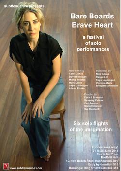 Bare Boards Brave Hearts