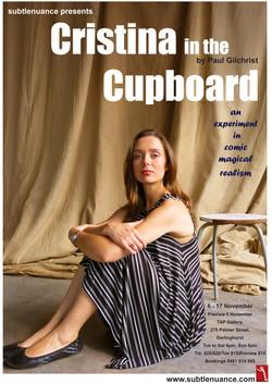 Cristina in the Cupboard