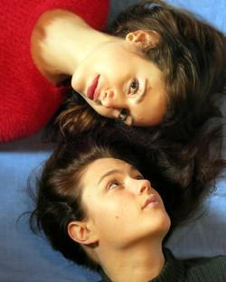 Emily McKnight & Rose Marel 1 - Portrait