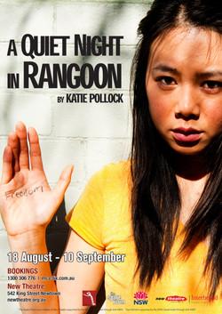 A Quiet Night In Rangoon