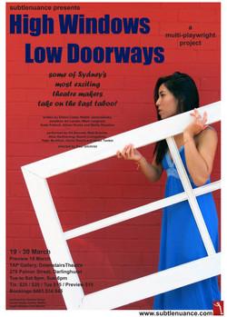 High Windows Low Doorways