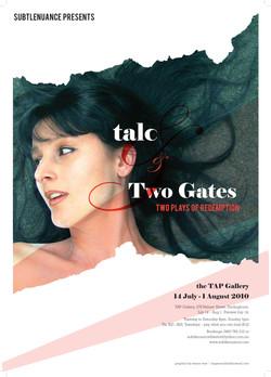 Talc & Two Gates