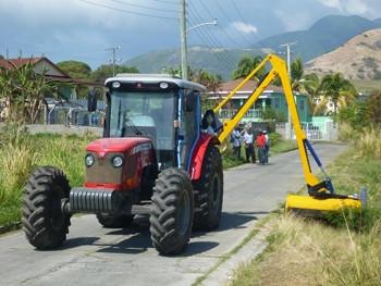 Massey Ferguson Commissions New Tractor