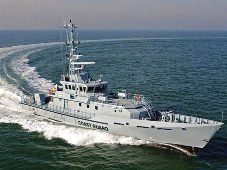 Royal Bahamas Defence Force Contracts Damen for New Fleet