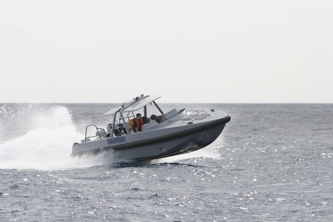 Damen - Fast Interceptor 1102