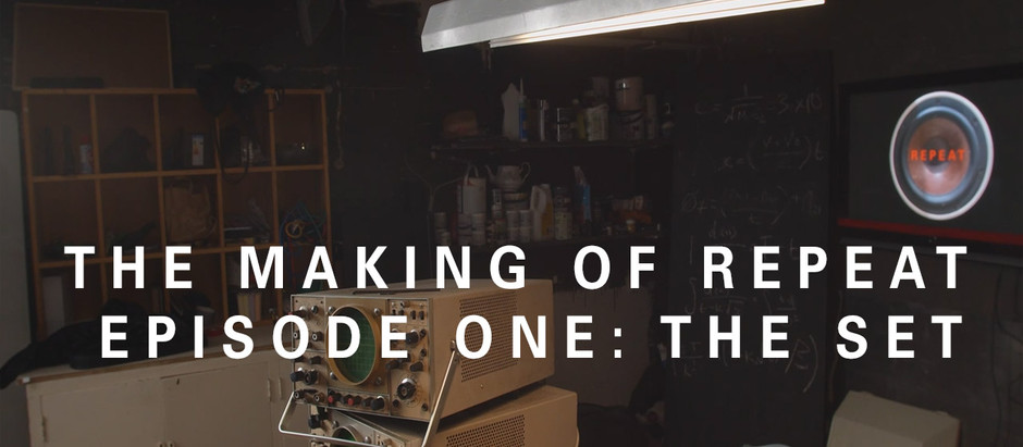 The Making of REPEAT: The Set