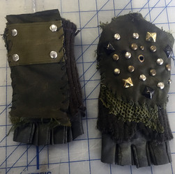 Post Apocalyptic Gloves - The 100