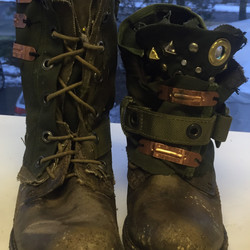 Customized Boots - The 100