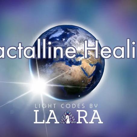 Fractalline Healing: A New Global Healing System