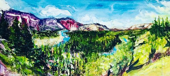 Rocky Mountain Beauty