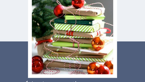 Make Your Book Stand Out As A Great Gift Option During The Holidays.