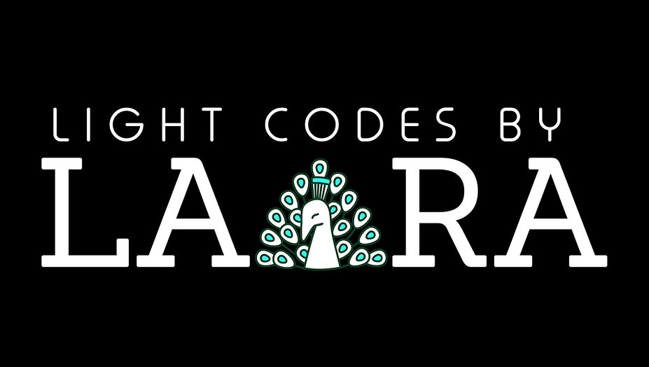 Light Codes by Laara