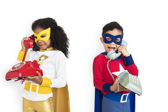Stay Home Superheroes