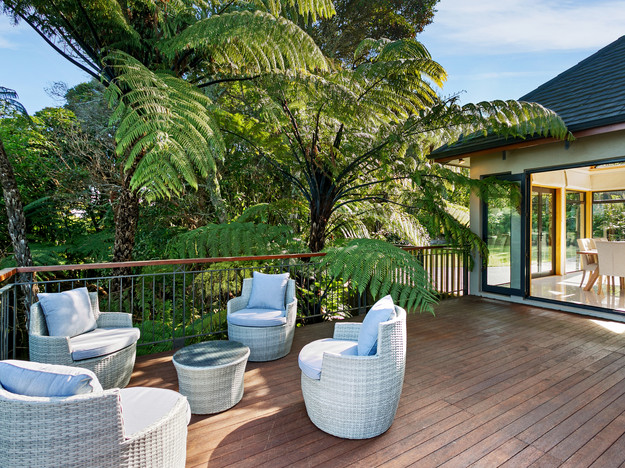 Dining Conservatory Deck