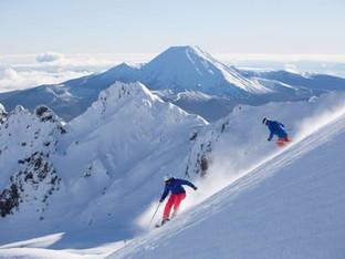 Skiing - Mt Ruapehu