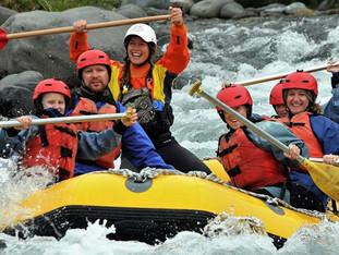 Rafting - Tongariro River