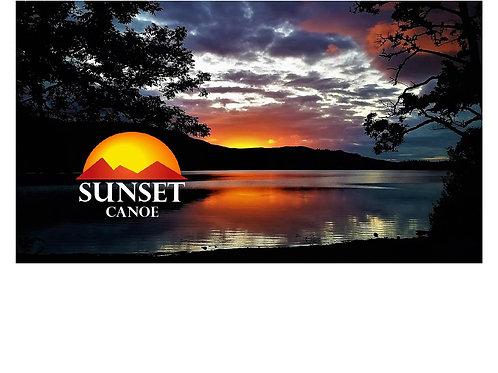 Sunset Canoe Deposit