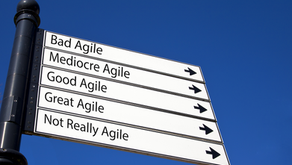 Executives don't know what Good Agile is...