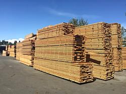 Sticked Lumber