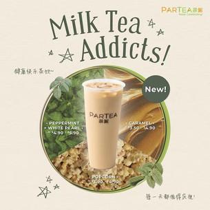Milk Tea Addicts