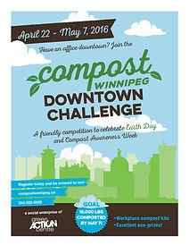 Compost Winnipeg Downtownn Challenge